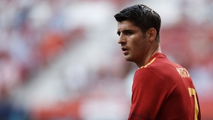 Alvaro Morata will shoulder some of the goalscoring burdern