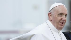 Pope Francis named Fr Ger Nash as the next Bishop of Ferns
