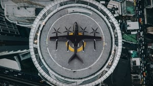 The VA-X4 is a piloted, zero emissions electric Vertical Take Off and Landing (eVTOL) vehicle