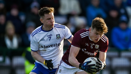 Monaghan or Galway are facing relegation