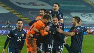 Scotland have qualified for their first major tournament in 23 years
