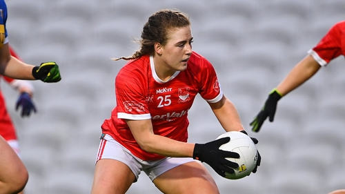 Libby Coppinger is one of two changes for Cork