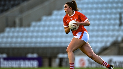 Shauna Kelly of Cork in action