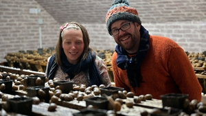 Canadian chef Randy Lewis explores Irish whiskey and garlic escargot.