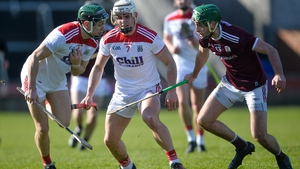 Galway beat Cork by five points when the sides last met in the 2020 league