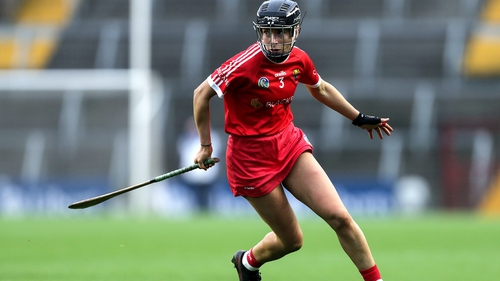 Laura Treacy has moved from full-back to centre-back for Cork
