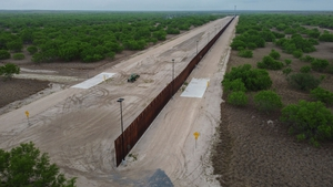 Greg Abbott did not provide details about his plans for the unfinished border wall