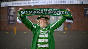 Shamrock Rovers fans waited 22 years for a new home, and now 469 days to watch their team in their Tallaght Stadium