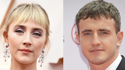 Saoirse Ronan and Paul Mescal will co-star in a new film together that will begin shooting in January