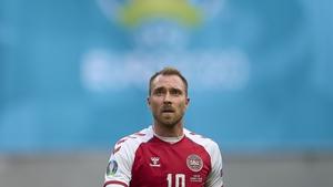 Christian Eriksen has left the hospital in the Danish capital