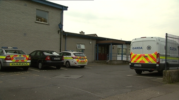 Man is being detained at Coolock Garda Station