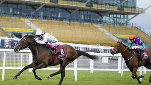 Frankie Dettori partnered Palace Pier to victory in the Lockinge Stakes on 15 May