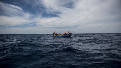 The central Mediterranean is one of the world's deadliest migration routes