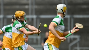 Offaly fielded an experimental side