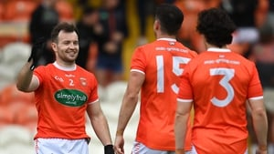 Armagh have Antrim in the Ulster SFC in July