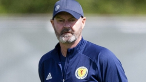 Steve Clarke is backing his players to handle the occasion