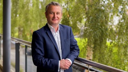 Declan Colfer, MD of Wellington IT