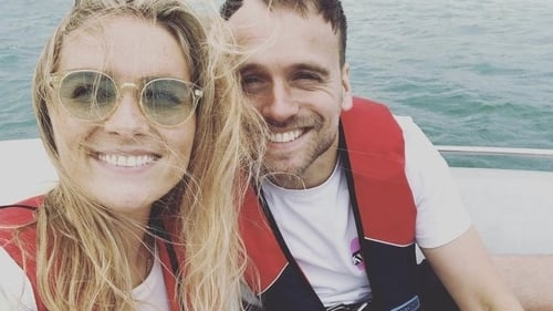 Chelsea Halfpenny and James Baxter are engaged, image via Chelsea Halfpenny/Instagram
