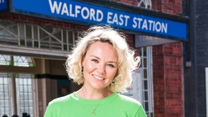 """Charlie Brooks - """"The time feels right and I can't wait to find out what she's been up to for the last seven years!"""""""