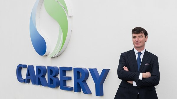 Cormac O'Keeffe, newly appointed Chairman of Carbery Group