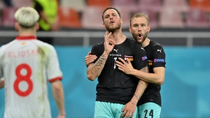 FFM: 'We have sent an official letter to UEFA asking for a very severe fine for the player Marko Arnautovic'