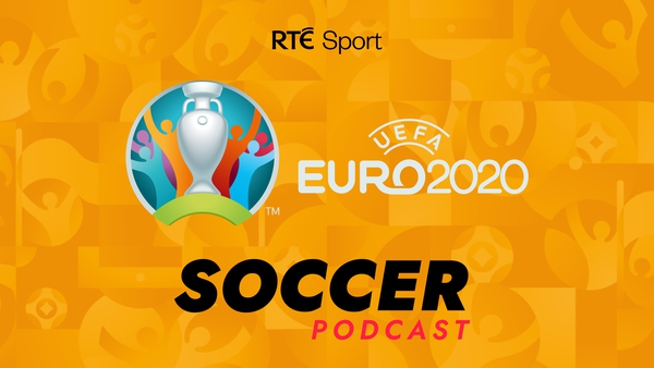 Euro 2020 Podcast: Ray Houghton on why a slow start is not a bad start