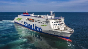 One of the firm's newest ships, Stena Estrid, will operate the eight-hour sailings