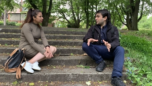 Suchita Rani and Pablo Muller