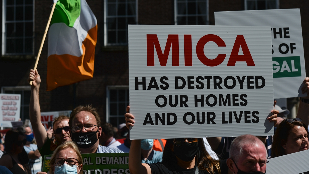 The Mayo homeowners not eligible for the defective blocks grant scheme