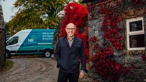 David McCourt, the chairman of National Broadband Ireland