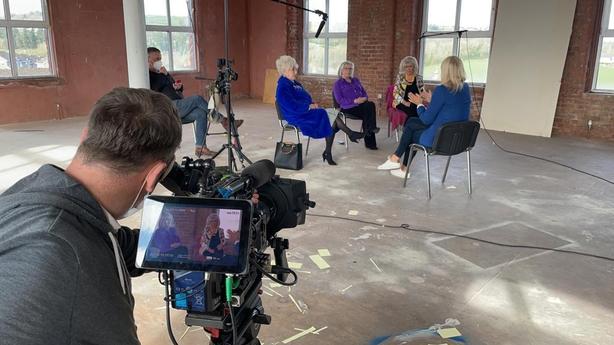 Miriam interviews Derry nurses