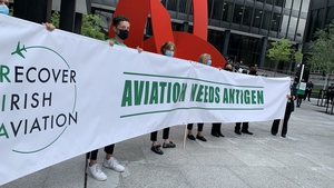 The Recover Irish Aviation Group said is illogical not to allow antigen testing for travel along with the EU Digital Covid Certificate