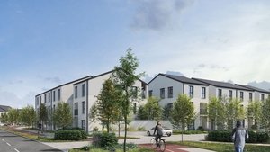 30% of the scheme, or 174 units, is to be allocated towards social housing