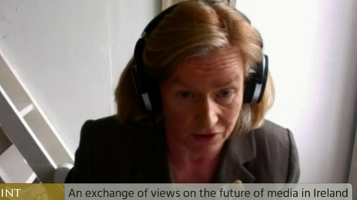 Prof Gillian Doyle said that 'the Netherlands, Denmark, Finland, and so on' have moved away from a compulsory licence fee