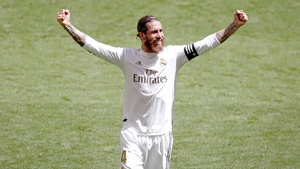 Ramos won five La Liga titles and four Champions Leagues with the Spanish giants