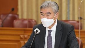 Sung Kim was appointed by Joe Biden last month
