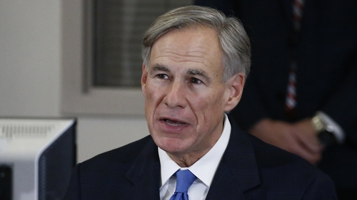 Texas Governor Greg Abbott has said it was time for Texas to have the legislation