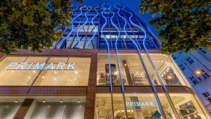 The new Primark store in Prague spans 49,800 square feet of retail space across three floors