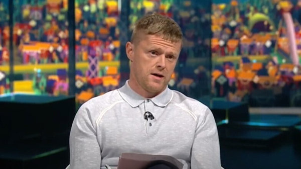 Damien Duff: 'Disgraceful' to make Denmark finish Finland game after Christian Eriksen cardiac arrest