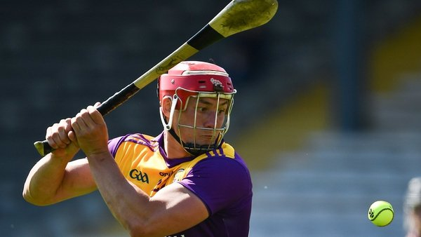 Lee Chin scored 1-40 for Wexford in five league games