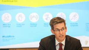 Deputy CMO Dr Ronan Glynn urged people not to disregard basic health measures