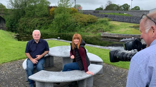 Blathnaid Brian and Phillip Butler Abbyshrule Tidy Towns