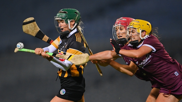 Michelle Teehan in action during last year's All-Ireland final