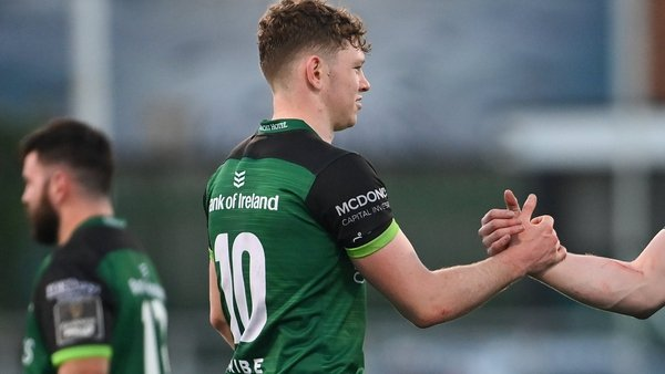 """Cathal Forde: 'It is a case of enjoying our rugby and going out and give a performance"""""""