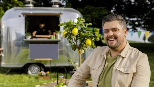 """James Patrice on food truck cook-off: """"It's quite nerve-wracking"""""""