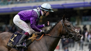 Oisin Murphy celebrates after riding Alcohol Free to win The Coronation Stakes