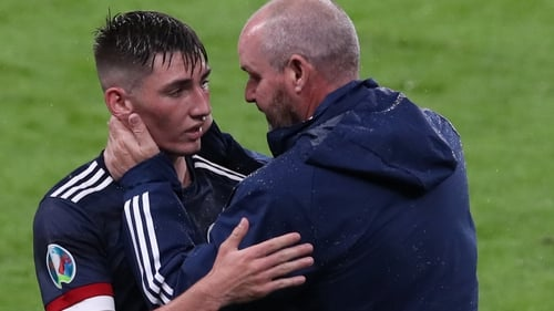 Billy Gilmour was the star for Scotland against England