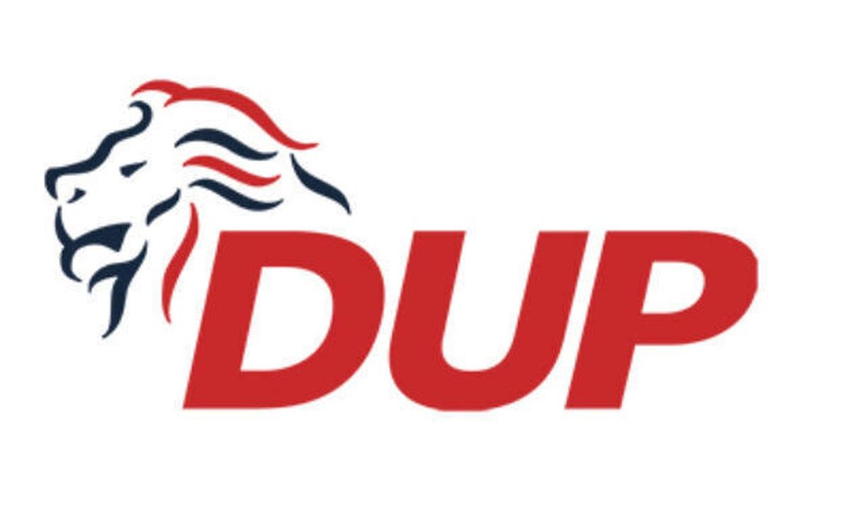 DUP leadership crisis