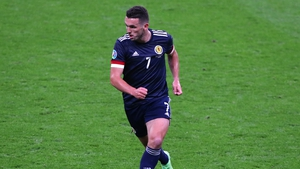 """John McGinn: """"It's not a win but it was certainly a performance to be proud of"""""""