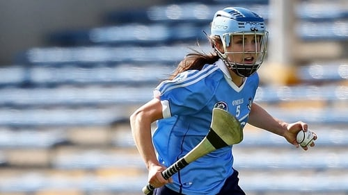 Hannah Hegarty was excellent for Dublin